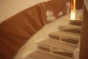 צביעת מדרגות